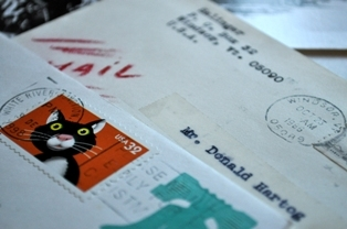 Salinger – Hartog Letters at UEA