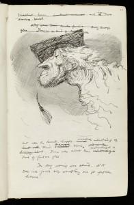 Bellgrove by Mervyn Peake