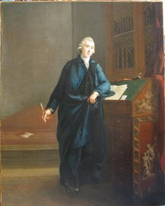 Founder of the Literary Fund, David Williams (1738-1816) by John Francis Rigaud